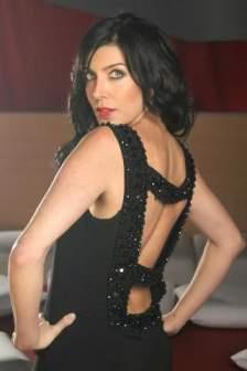 """Isabella Santo Domingo en la colección """"Cool Woman"""""""