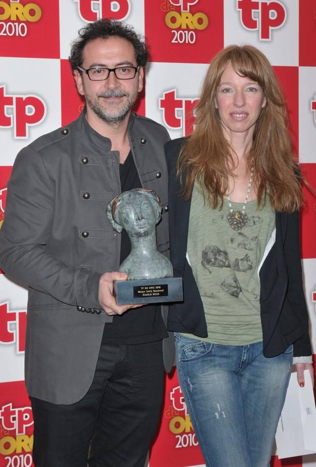 """""""Águila Roja"""" premiada por los TP de ORO"""