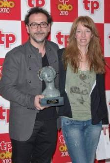 Aguila Roja premiada - Santiago Molero