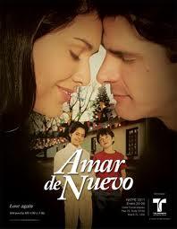 """""""Amar de nuevo"""" estrenada en Ecuador"""