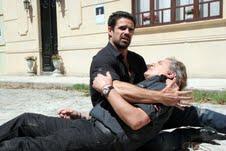 """Vicente le salva a la vida a su hijo, Antonio en """"Herederos…!"""