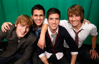 """Big time rush"" lanza su primer disco"