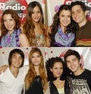 """Cuando toca la camapana"" visito radio Disney Latinoamerica"