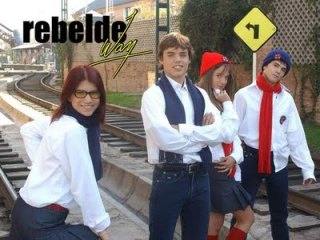 """Rebelde Way"" se vuelve a emitir"