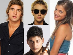 """Los ex """"Casi Ángeles"""" preparan comedia musical"""