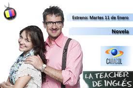 """""""La teacher de inglés"""" llegó a República Dominicana"""