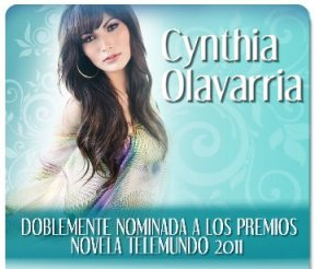 Cynthia Olavarría npminada