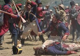 """""""La Pola"""" en el campo de batalla"""