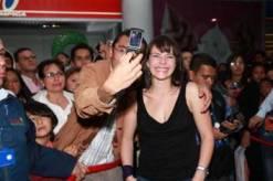 """Victoria Góngora y Juana Uribe en """"Correo de inocentes"""""""
