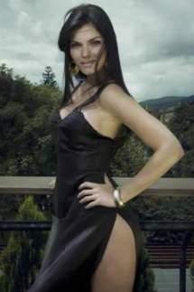 Claudia La Gatta llega a Colombia