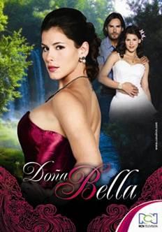 'Doña Bella' debuta en Nuestra Tele