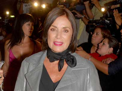 """Helena Rojo será parte de """"Que En Paz Descanse"""""""