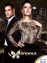 """""""La mariposa"""" debutó en Megavisión de Chile"""