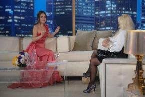 Natalia Oreiro en lo de Susana Giménez