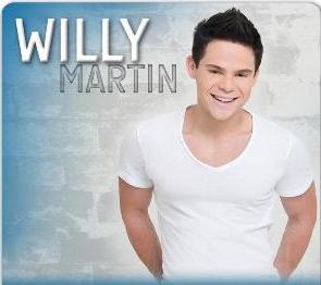 "Willy Martin en 2º Temp. de ""Grachi"""
