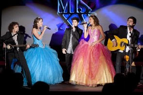 EME15, grupo musical de Miss XV