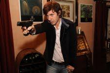 """Antonio sale en """"Herederos de una venganza"""""""