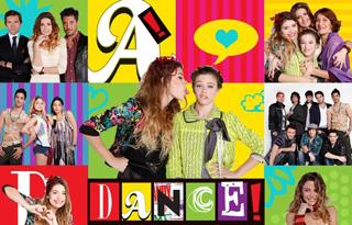 """""""Dance! La fuerza del corazón"""" distribuida por Telemundo"""