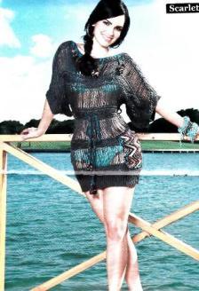 Scarlet Ortíz es uno de las más bellas
