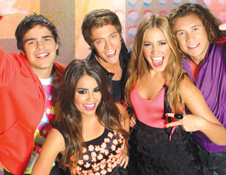 Teenangels2011-CD