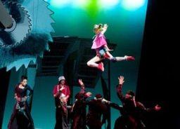 """Éxito de """"Supertorpe"""" en el teatro"""