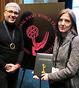 """""""Contra las cuerdas"""" nomida en los Emmy Internacional"""