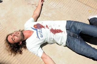 Axel muerto