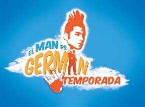 Estreno de 'El Man es Germán III Temp.'