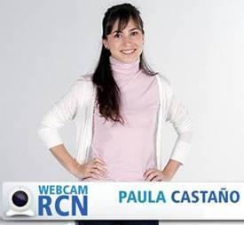 Conectese con Paula Castaño