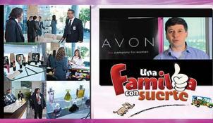 Avon Una Familia Con Suerte