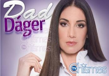 """Dad Dáger es """"La Nena"""" Vega en Relaciones Peligrosas"""