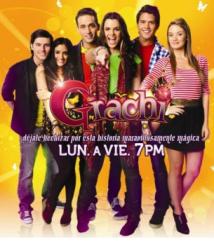 """Segunda temporada de """"Grachi"""" debutó para toda la región"""