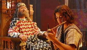 """""""El rey David"""" bate récord de audiencia"""