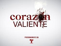 """Telemundo inició grabaciones de """"Corazón valiente"""""""