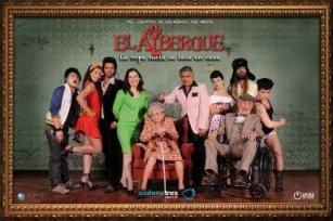 """Ricardo Polanco co-protagoniza """"El Albergue"""""""