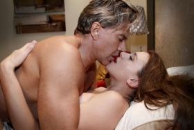 "Lisandro y Julia en ""Lobo"""