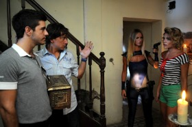 """Ruben, Mía y Moro en peligro en """"Los Únicos"""""""