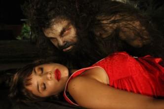 """Ana, cara a cara con el """"Lobo"""""""