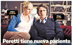 "Julieta Cardinali se sumó al elenco de ""En terapia"""