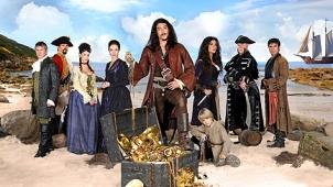 """Vme presenta la serie """"Piratas"""""""