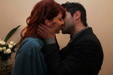 """Lucas y Miranda se besan en """"Lobo"""""""