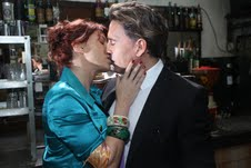 "Miranda y Lisandro se besan en ""Lobo"""