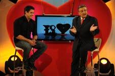 """Luciano Castro en """"Yo amo a la TV"""""""