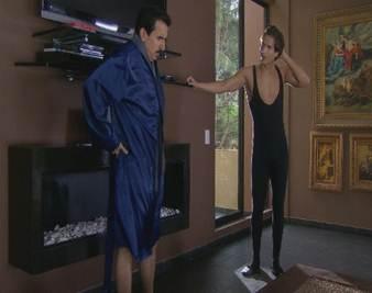 "Gonzalo salva a Mariela en ""Pobres Rico"""