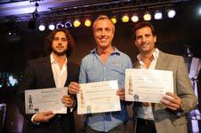 """Entrega de diplomas a los nominados al """"Martín Fierro a la producción 2011"""""""