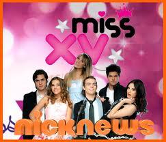 """""""Miss XV"""" finalizó grabaciones"""