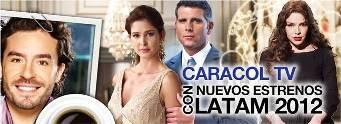Caracol TV con nuevos estrenos LATAM 2012