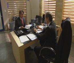 """El almirante obliga en """"La traicionera"""""""