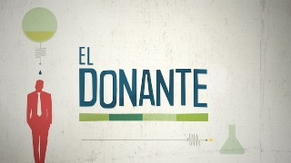 """Un nuevo contacto de Bruno en """"El Donante"""""""