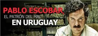 """""""Pablo Escobar, el patrón del mal"""" se estrenó en Uruguay"""